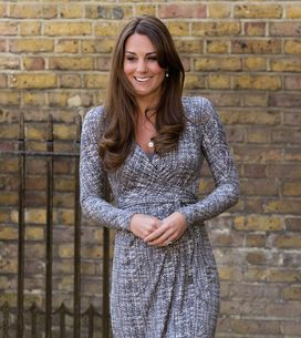 Kate Middleton : Elle se balade avec son chien dans Hyde Park (Photos)