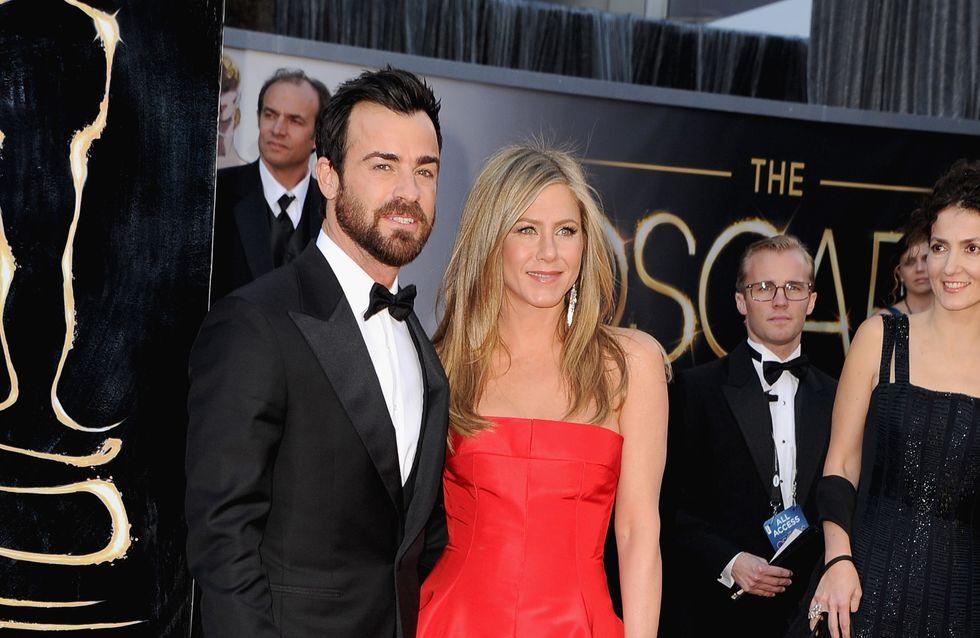 Jennifer Aniston et Justin Theroux : Les détails de leur mariage