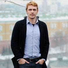 James Franco : Une coloration blonde complètement ratée !