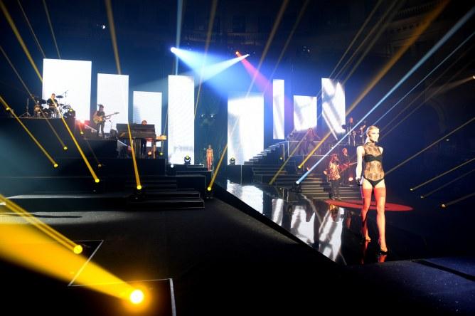 Live Show Etam 2013