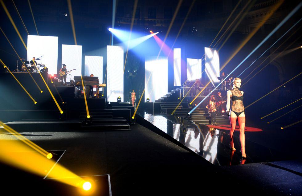 Live Show Etam : Le défilé grandiose qu'il ne fallait pas rater ! (Photos)