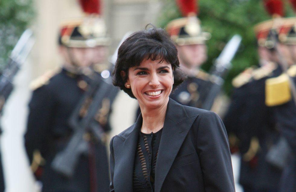 Rachida Dati, promue chez Franprix