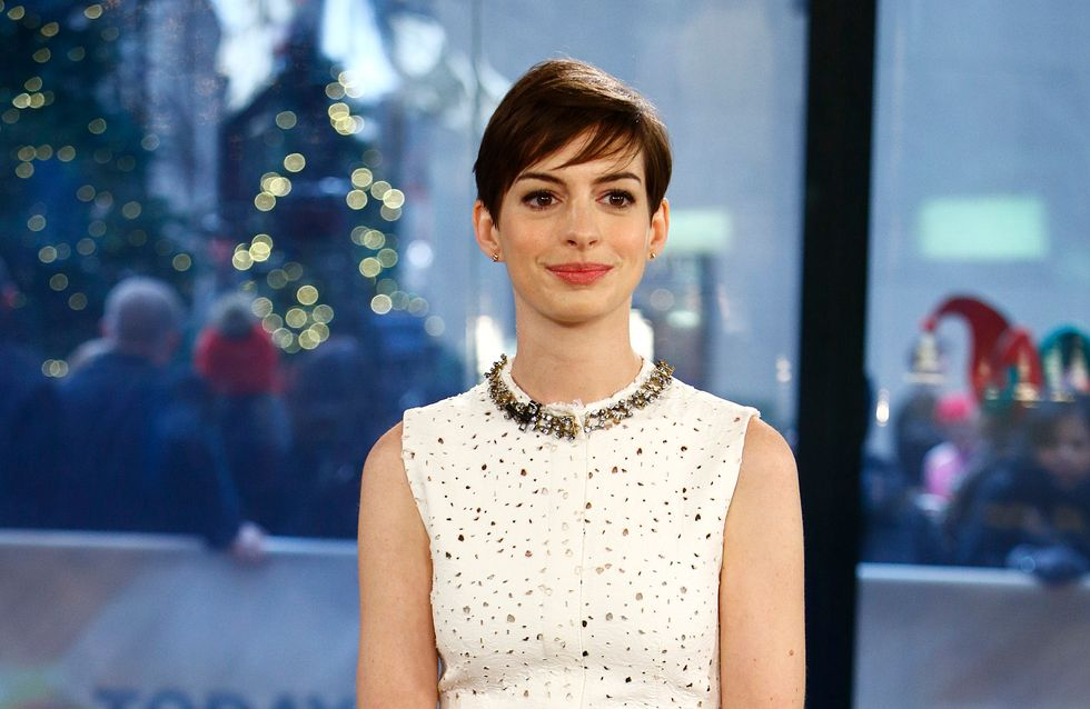 Anne Hathaway: Ses images porno reviennent la hanter (Photos)