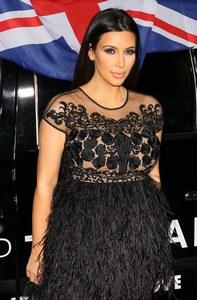 Kim Kardashian se remémore son corps d'avant
