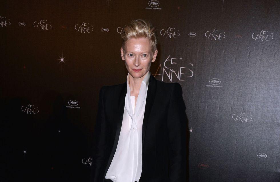 Tilda Swinton est la nouvelle égérie Chanel