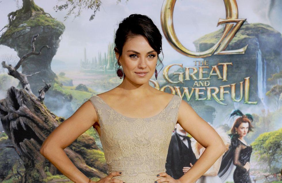 Mila Kunis ne jouera pas dans Fifty Shades of Grey