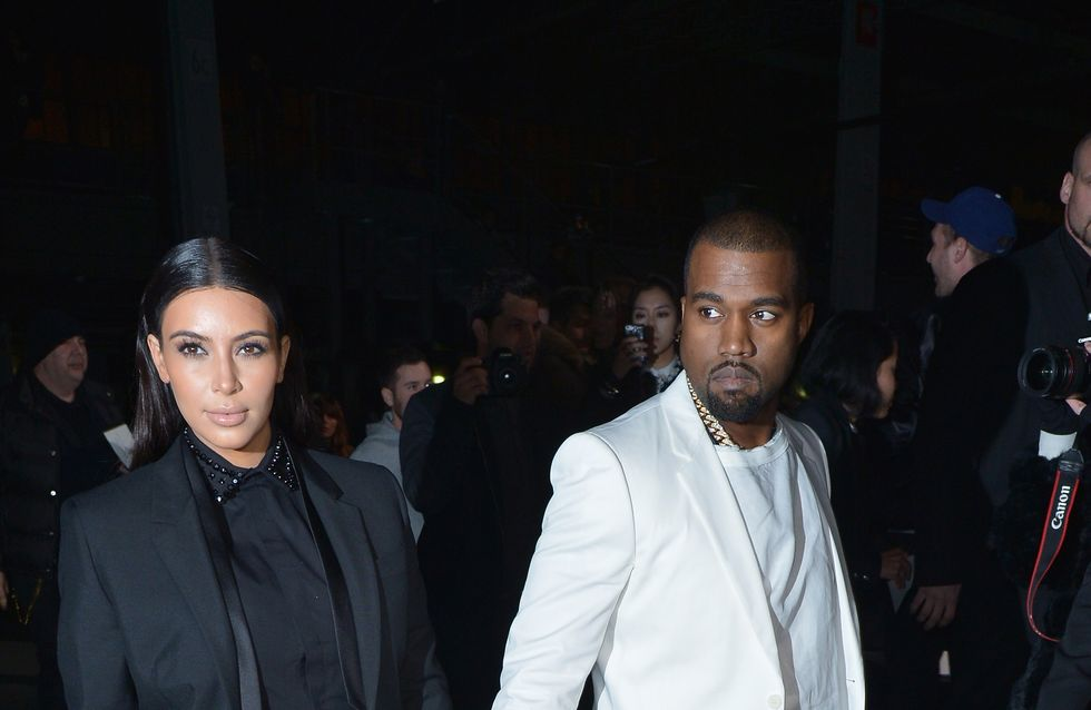 Kim Kardashian : Son look chic de femme enceinte