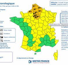 Météo : Des vagues de 6 mètres dans l'Aude, l'Hérault et le Gard