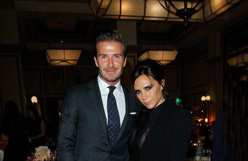 David et Victoria Beckham sont les parents modèles !