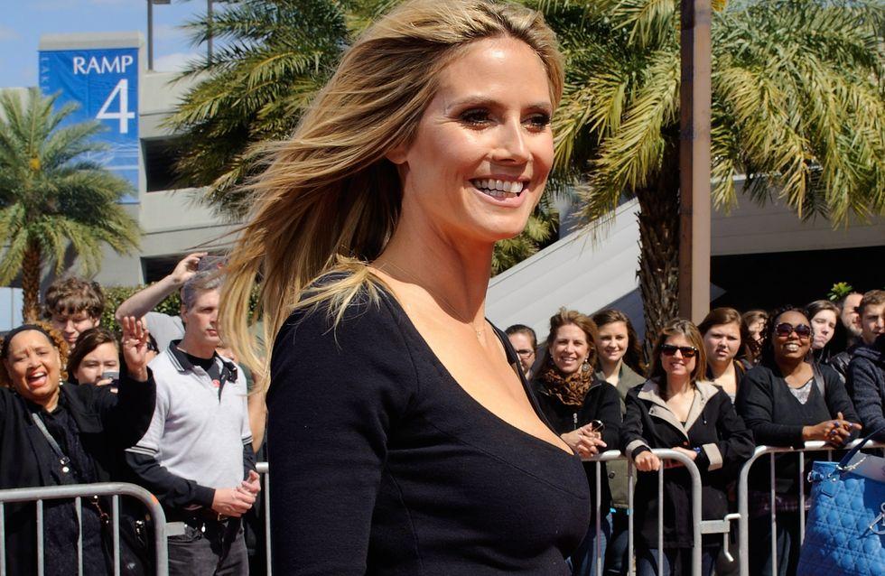 "Heidi Klum : Nouveau jury sexy d' ""America's Got Talent"" ! (Photo)"