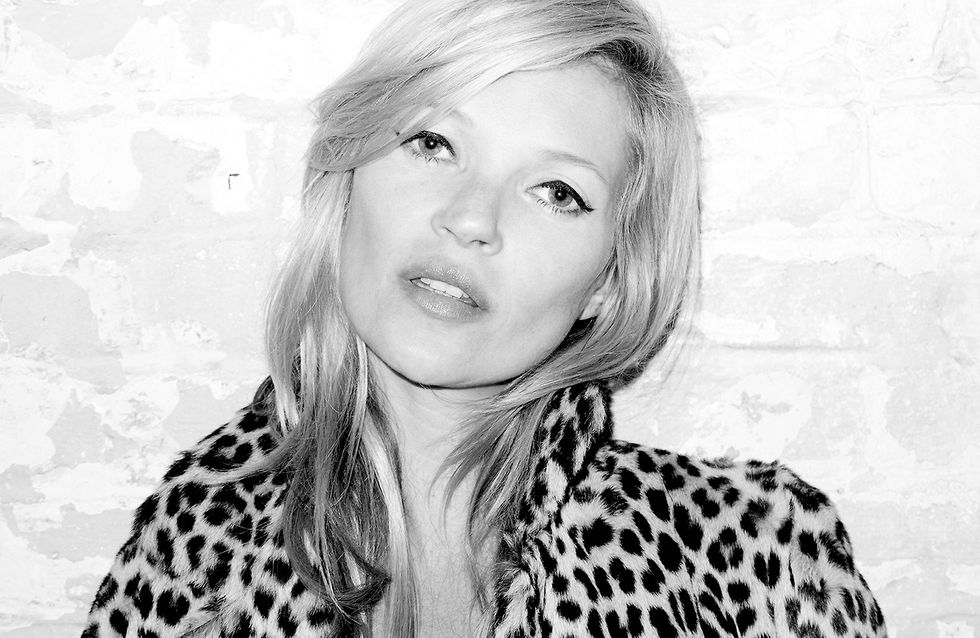 Kate Moss : Son shooting canon avec Terry Richardson !