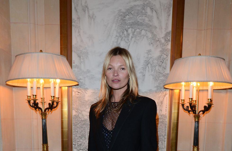 Kate Moss: On voit tes fesses ! (Photos)