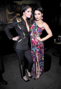 Selena Gomez et Vanessa hudgens, la battle mode