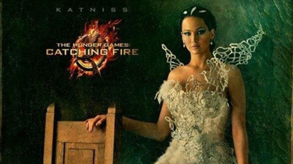 Jennifer Lawrence : Son portrait pour Hunger Games 2 dévoilé ! (Photos)