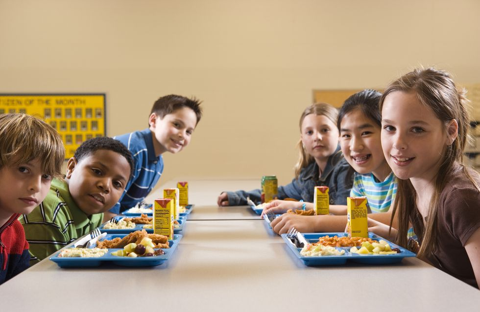 Une cantine scolaire n'offre plus de plat de substitution au porc