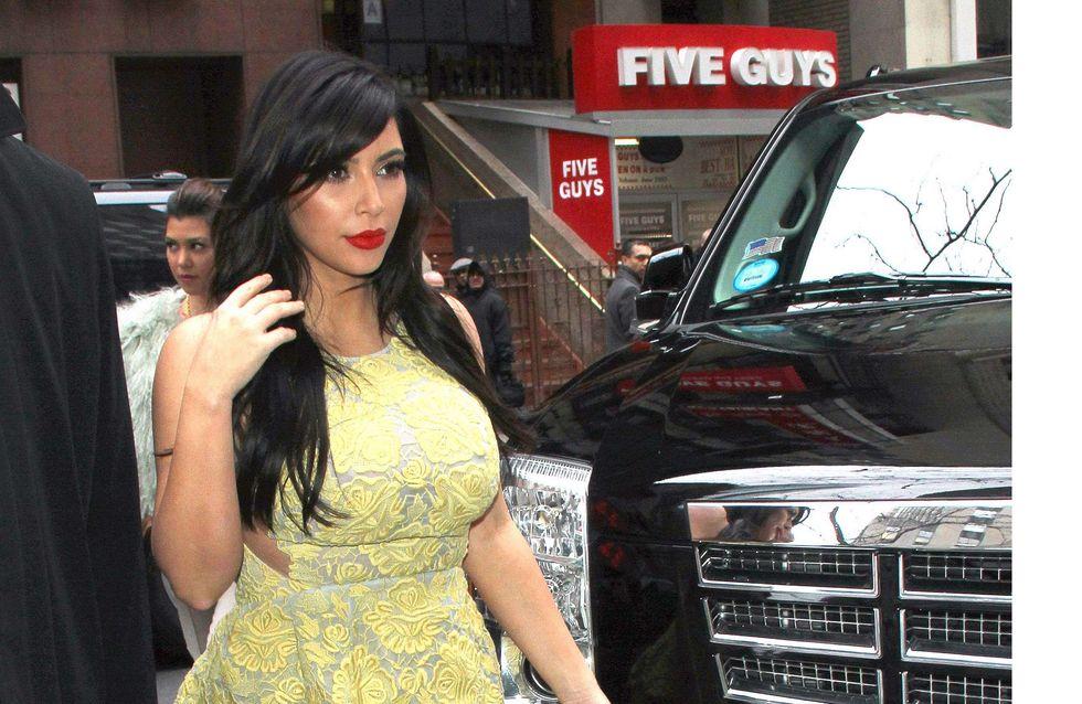 Kim Kardashian enceinte : Admise d'urgence à l'hôpital !