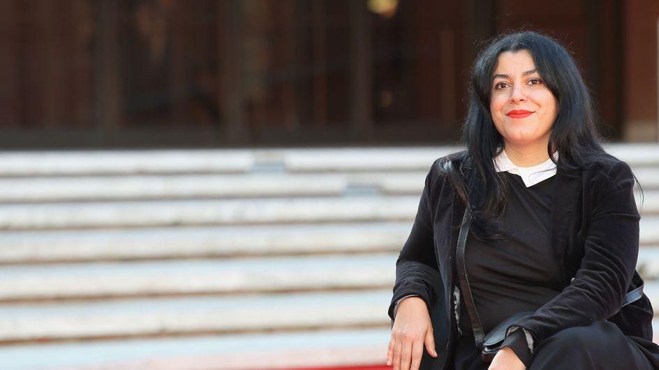 """Marjane Satrapi : """"Le premier pas vers l'égalité hommes-femmes, c'est l'indépendance économique"""""""
