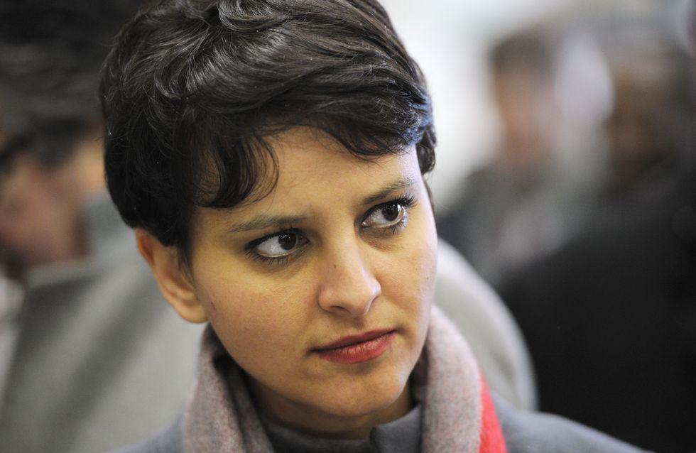 Najat Vallaud-Belkacem veut punir davantage les inégalités salariales