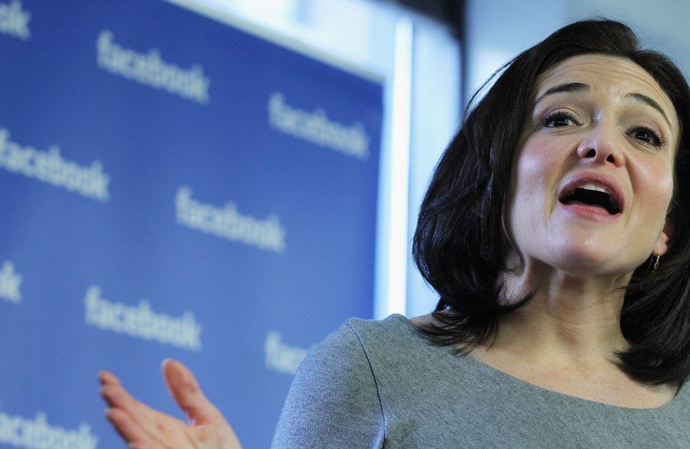 Féminisme : La n°2 de Facebook invite les femmes « à se bouger »