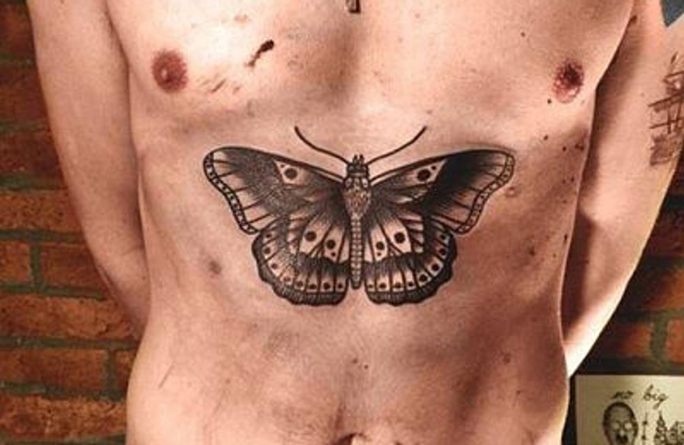 Harry Styles : Un nouveau tatouage en guise de coming-out ?