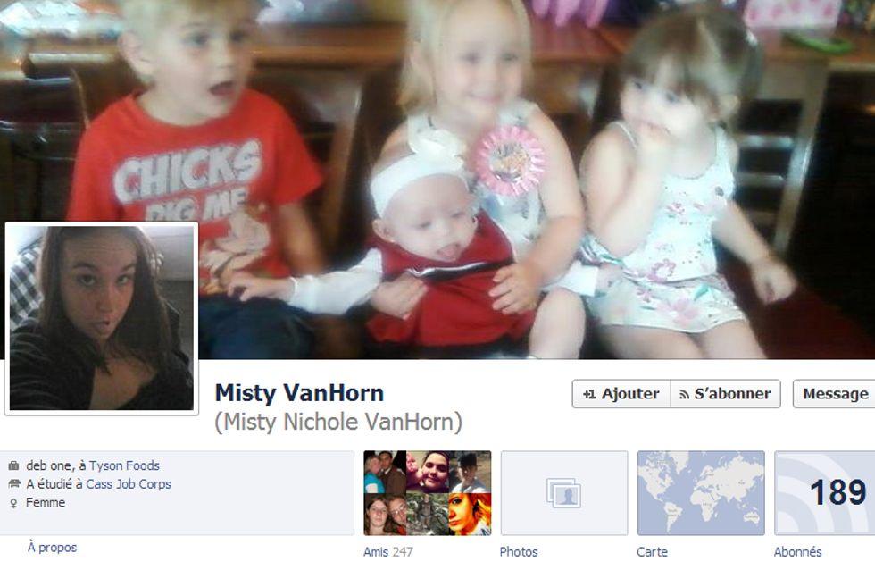 Faits divers : Elle tente de vendre ses enfants sur Facebook