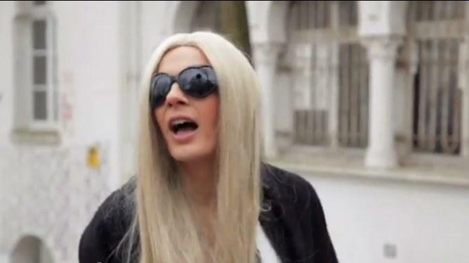 Zahia : Parodie vidéo d'Ornella Fleury