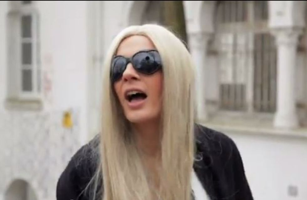 Zahia : Sa parodie fait le buzz ! (Vidéo)