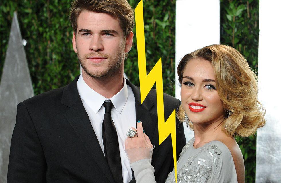 Miley Cyrus : Bel et bien célibataire !