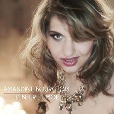 Amandine Bourgeois : Découvrez sa chanson pour l'Eurovision (Audio)