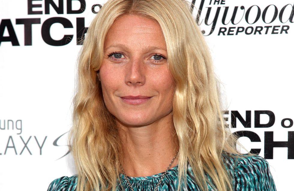 Gwyneth Paltrow : Elle met ses enfants au régime...