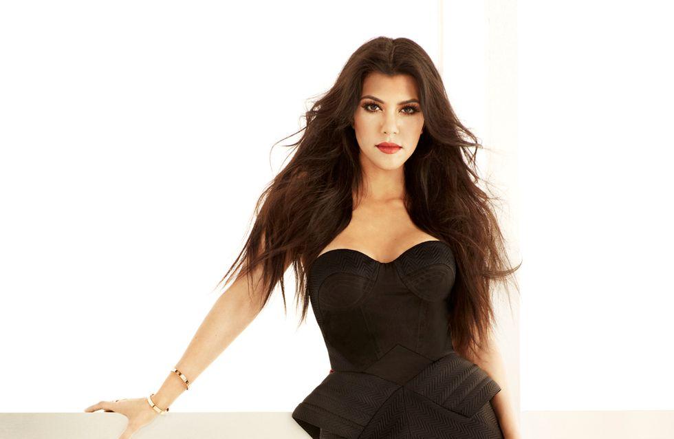 Kourtney Kardashian : Son mec critique son poids