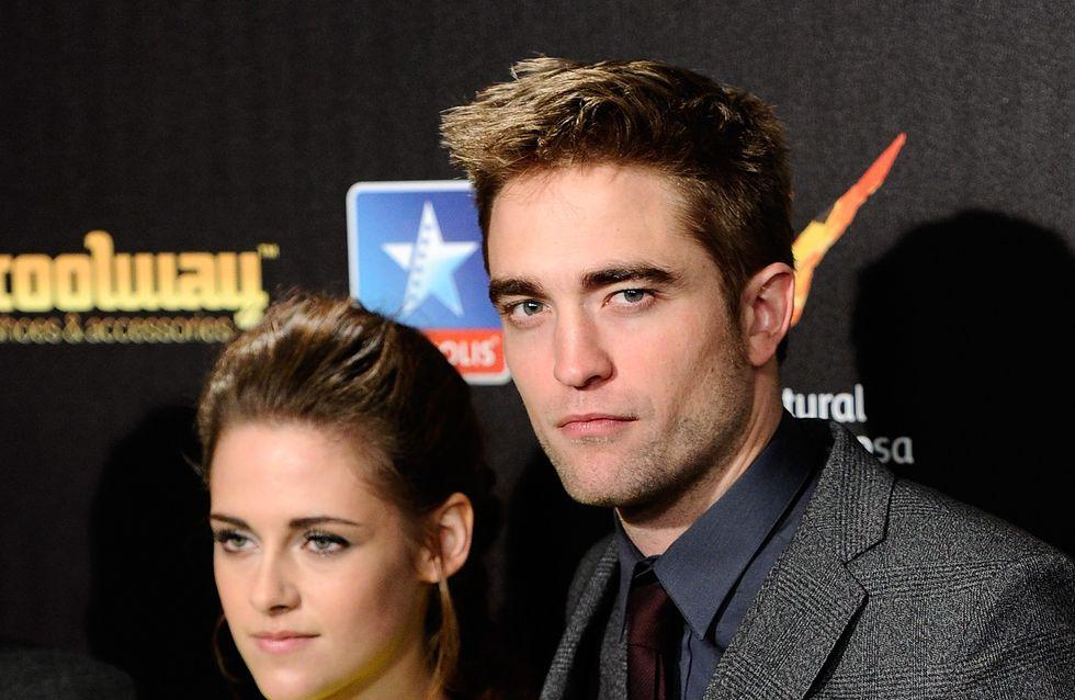 Kristen Stewart : Pour le retour de Robert Pattinson, elle sort le grand jeu