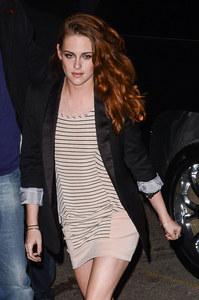 Kristen Stewart et Robert Pattinson