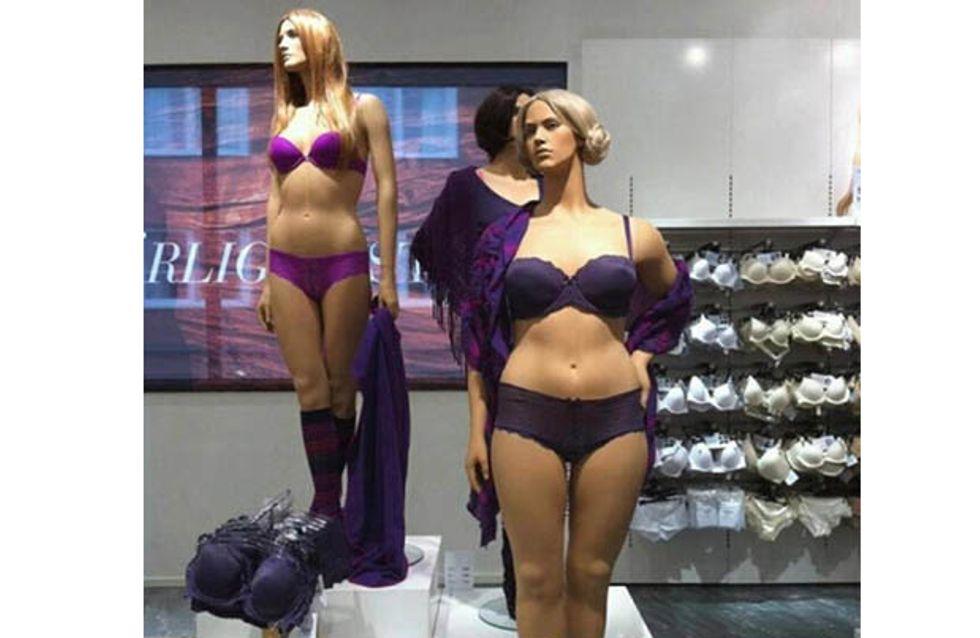 H&M : Enfin des mannequins aux formes réalistes !