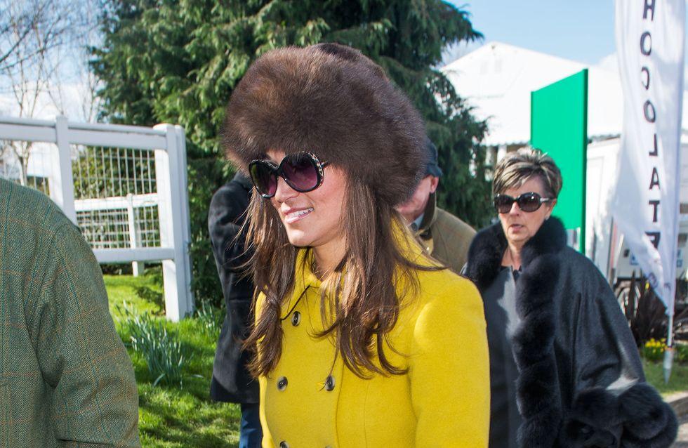 Pippa Middleton : Un look très 70's !
