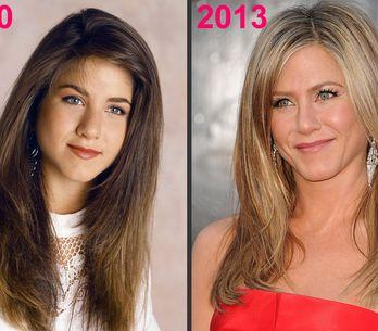 Jennifer Aniston et la chirurgie esthétique : Ses photos avant/après