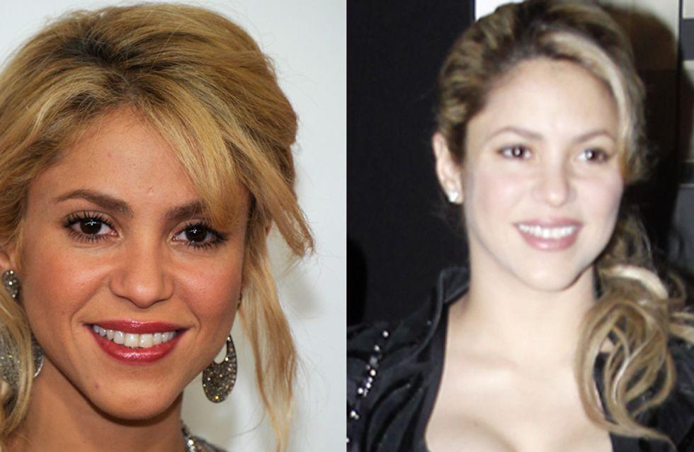 Shakira sans maquillage : Ça donne ça ! (Photos)