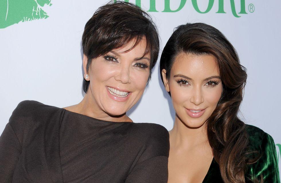 Sextape : Après Kim Kardashian (la fille), Kris Jenner (la mère) !