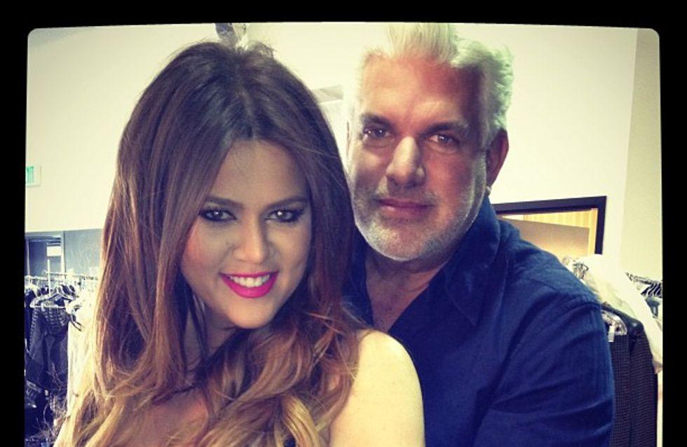 Khloé Kardashian : Son père biologique enfin retrouvé ? (Photos)