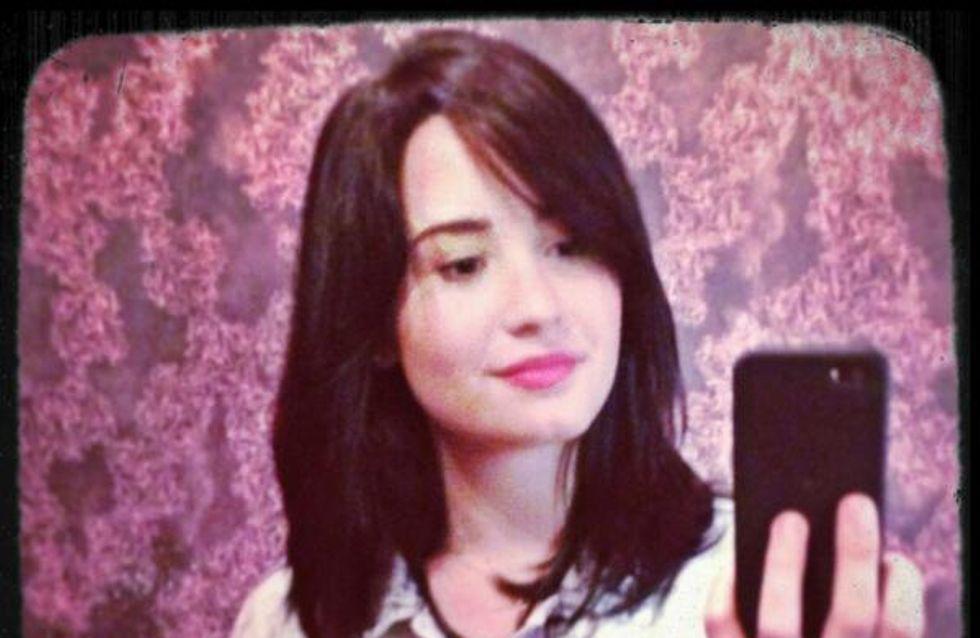 Demi Lovato passe au carré !