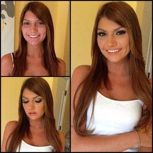 Actrice porno sans maquillage