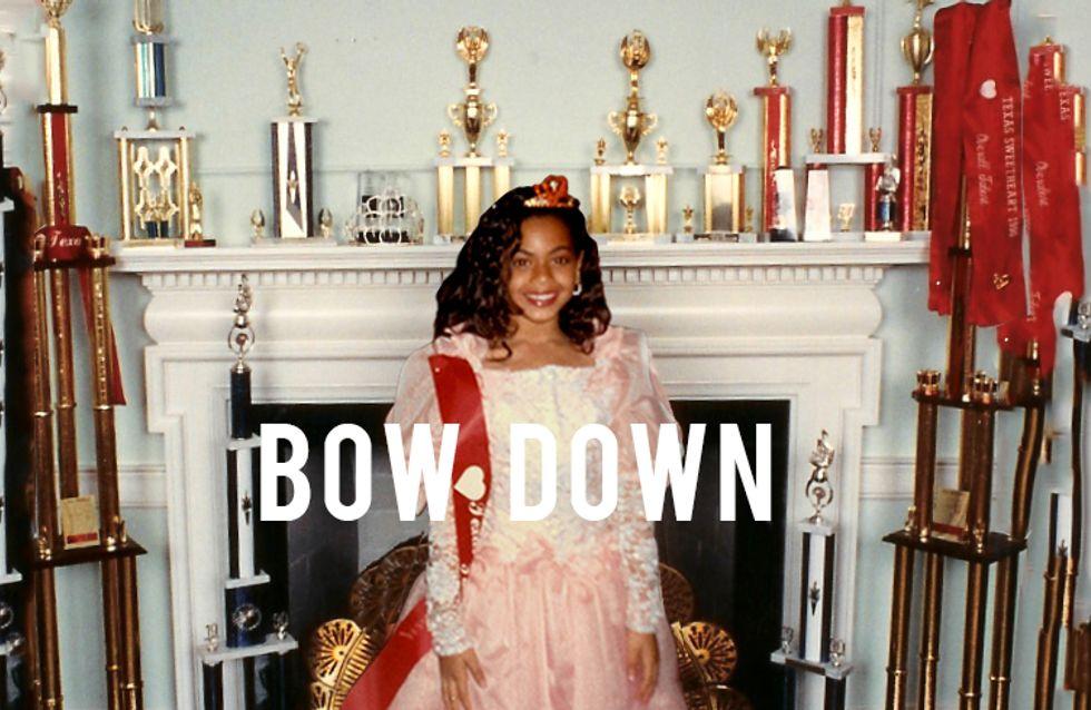 Beyoncé : Bow Down, son nouveau titre polémique (Audio)