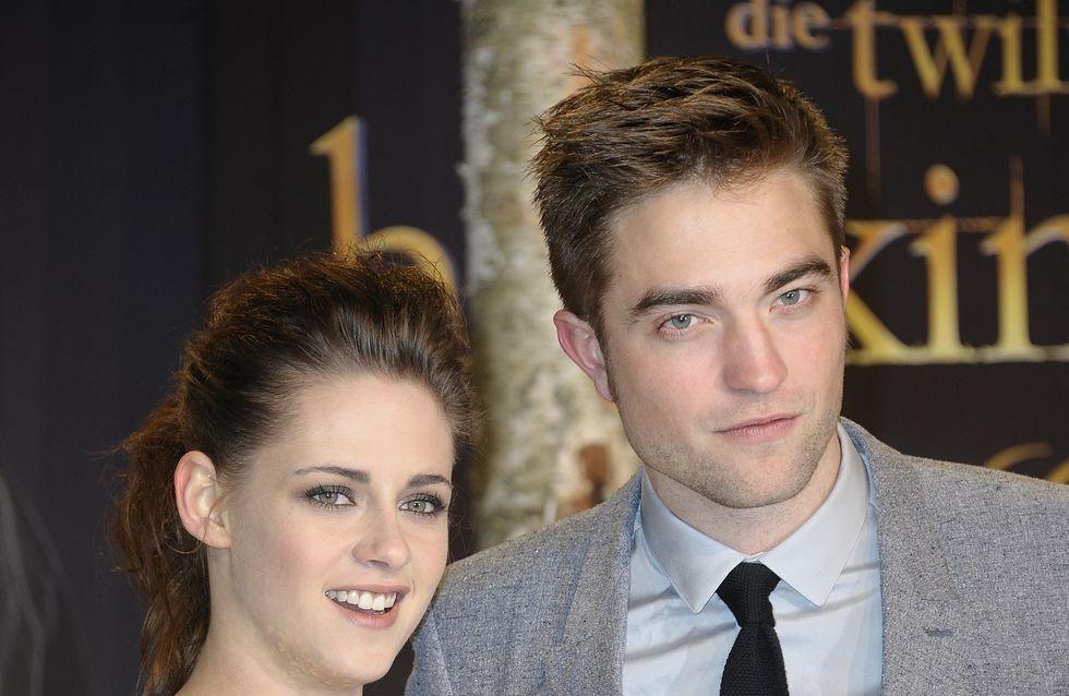 Robert Pattinson : Paniqué à l'idée de retrouver Kristen Stewart !