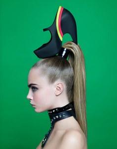 Karl Lagerfeld pour Melissa