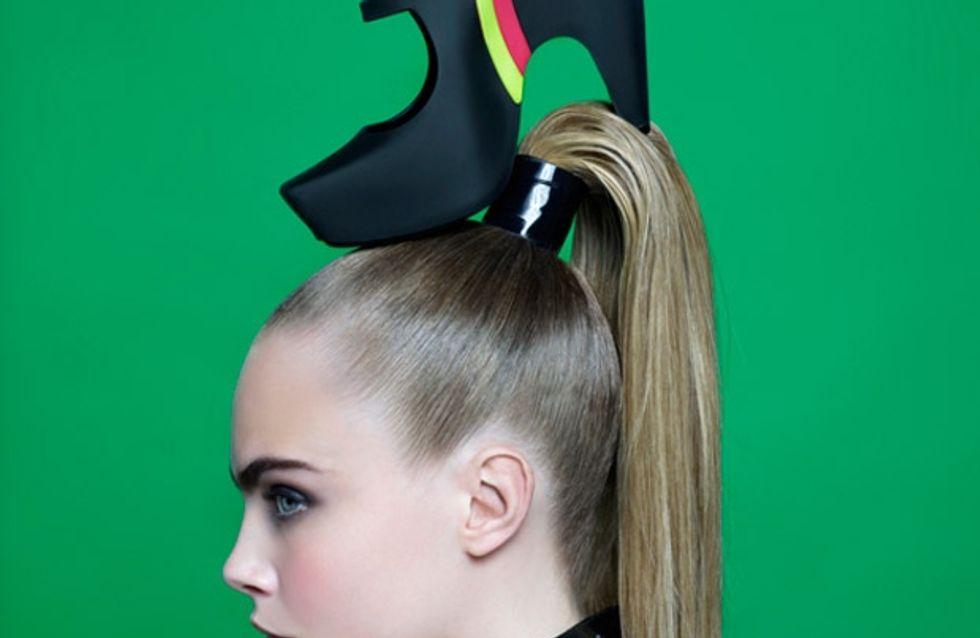 Karl Lagerfeld et Melissa leur collaboration en images !