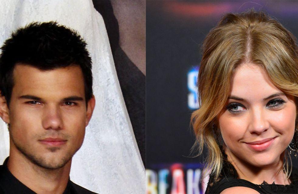 Ashley Benson et Taylor Lautner : Amis ou amants ?