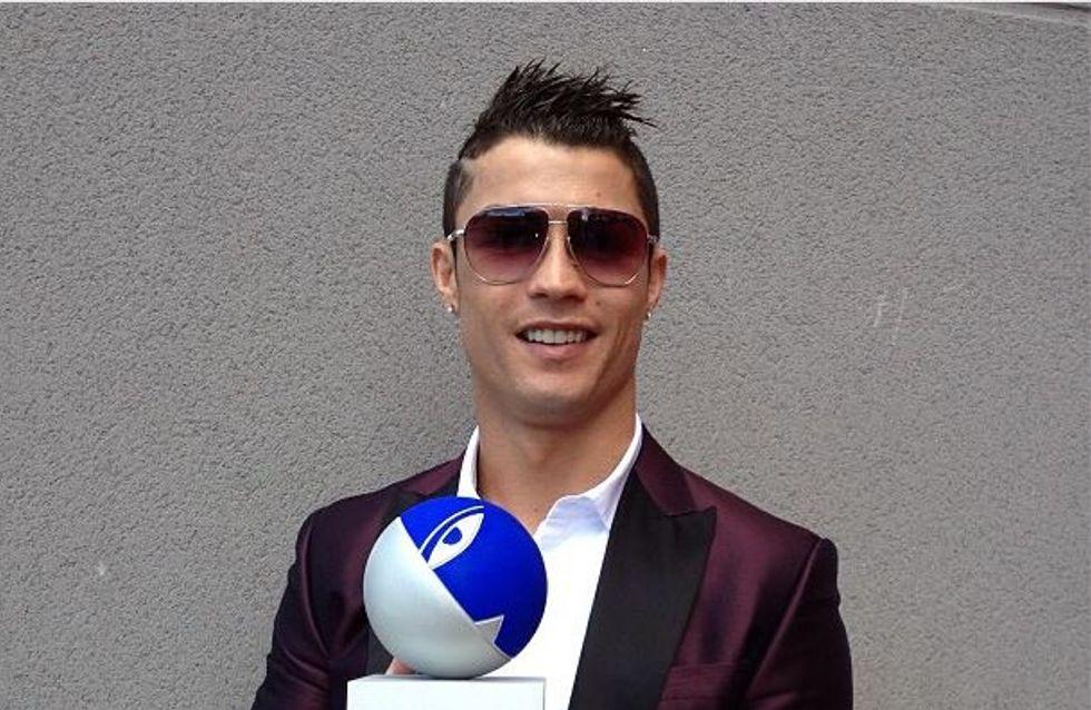 Cristiano Ronaldo change de tête ! (Photo)