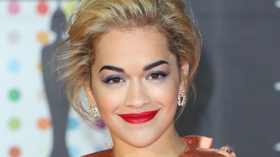 Rita Ora : Sans maquillage, ça donne ça !
