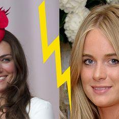 Kate Middleton vs Cressida Bonas : C'est la guerre !