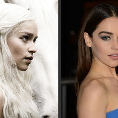 Emilia Clarke (Game of Thrones) : Elle devient brune !